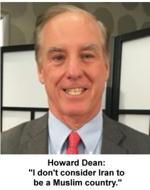 Howard Dean on Iran